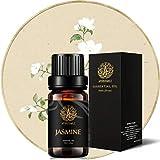 Aromaterapia olio essenziale del gelsomino, oli al 100% purissimi al profumo di gelsomino ...