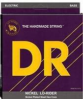 DR (ディーアール) ベース弦 NMLH-45 NICKEL LO-RIDER