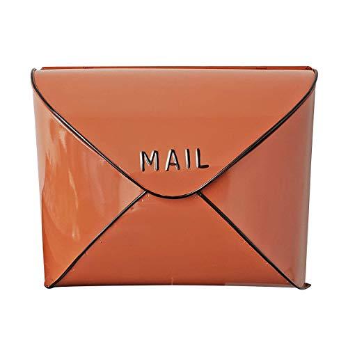 NACH MB-6943 Envelope Mailbox Terracotta