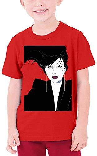 Boys&Girls Classic Duran Duran Rio T-Shirt Short Sleeve Teenage Tee Shirts,2,Small Black