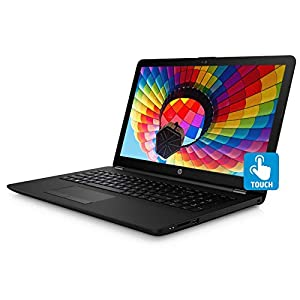 "HP 15.6"" HD Touchscreen SVA WLED Display Laptop 