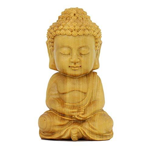BBZ Bouddha Conception Bougie moules Savon 3D Moule en Silicone pour Bougie Cire arôme Gypse résine décoration Artisanat