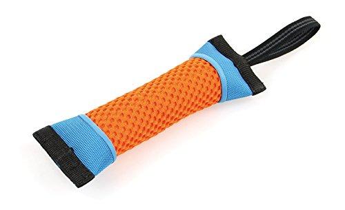 SwissPet Wasserspielzeug für Hunde, schwimmend, aus Nylon, Hundespielzeug schwimmend