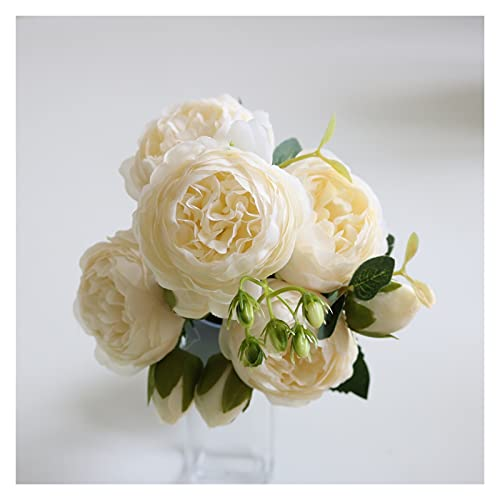 lliang Künstliche Blumen Rose...