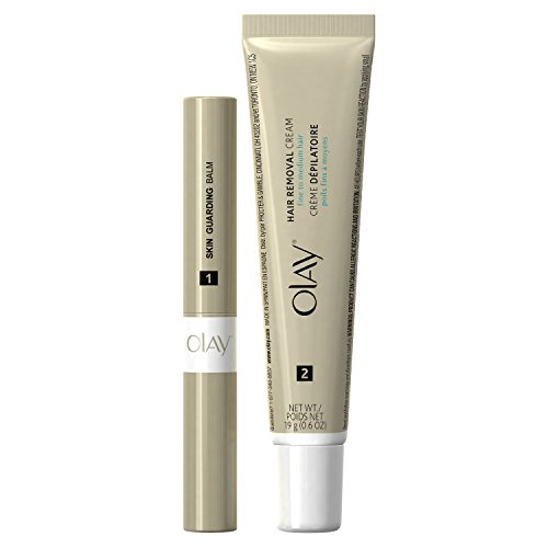Olay Smooth Finish Facial Hair Removal Duo Cream