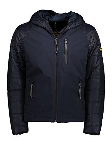 ROADSIGN Herren Softshell Jacke Funktionsjacke Übergangsjacke Navy dunkelblau (50)