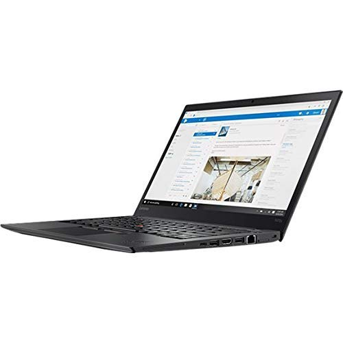Lenovo ThinkPad T470s Intel Core i7-7600 2.80 GHz up to 3.90 GHz 24GB DDR4 512GB SSD 14inch FHD Webcam, 2 batteries (With Windows 10 PRO) (Renewed)