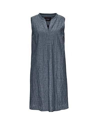 Opus Damen Wibe Kleid, Forever Blue, 42