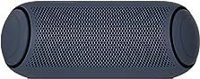 LG XBOOM Go PL5, tragbarer Bluetooth-Lautsprecher (IPX5-Spritzwasserschutz, 18+ h Akkulaufzeit, Beleuchtung), schwarz [Modelljahr 2020]©Amazon