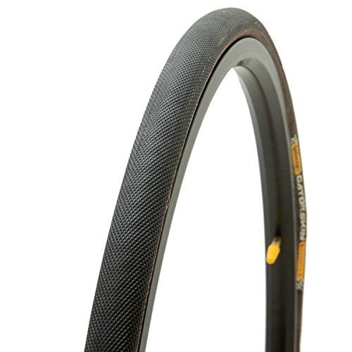 Continental Schlauchreifen - Rennrad Sprinter Gatorskin Fahrrad Bereifung, Schwarz, 28