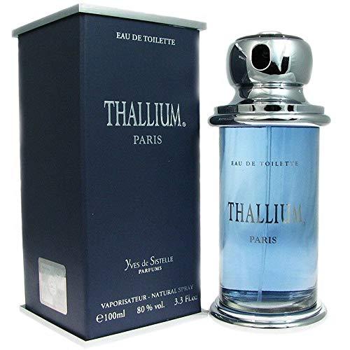 Thallium 3.4 Fl. oz. Eau De Toilette Spray Men by Yves De Sistelle