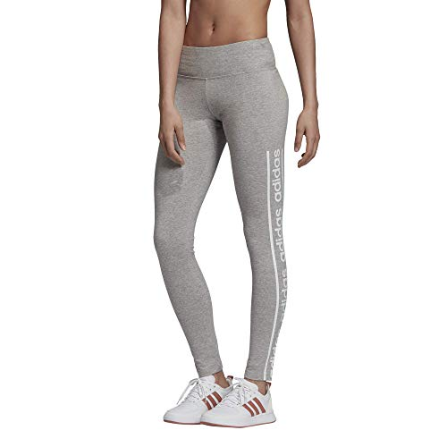adidas W C90 Tight Leggings da Donna, Donna, EH6488, BRGRIN/Bianco, XL