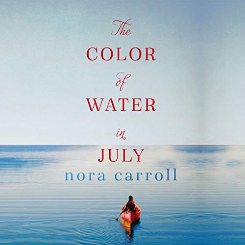 The Color of Water in July  By  cover art