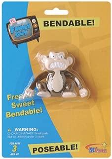 Family Guy Evil Monkey Bendable Figure