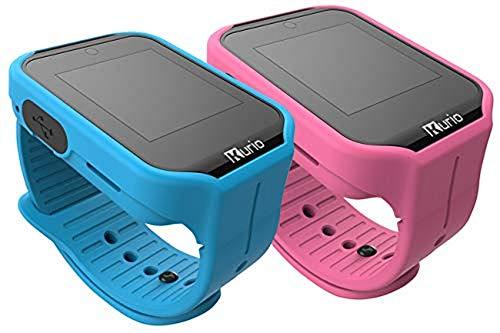 Kurio C17516+C17515 V2.0 Smart-Watch, rosa/blau