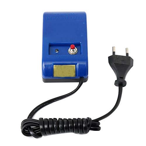 GFCGFGDRG Mecánico/Reloj de Cuarzo Desmagnetizador desmagnetización eléctrico Reparación Destornillador Pinzas desmagnetizador Pinzas...