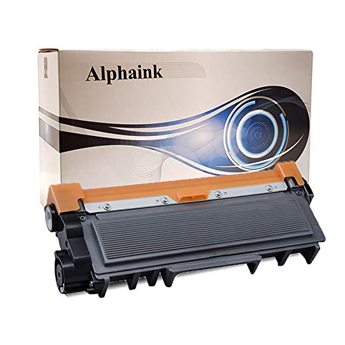Toner Alphaink Compatibile con Brother TN-2320 versione da 5000 (VERSIONE XL) copie per stampanti Brother DCP-L2500 2520 2540 2560 2700 HL-L2300 2320 2321 2340DW 2360DW 2700DW 2720DW 2740DW
