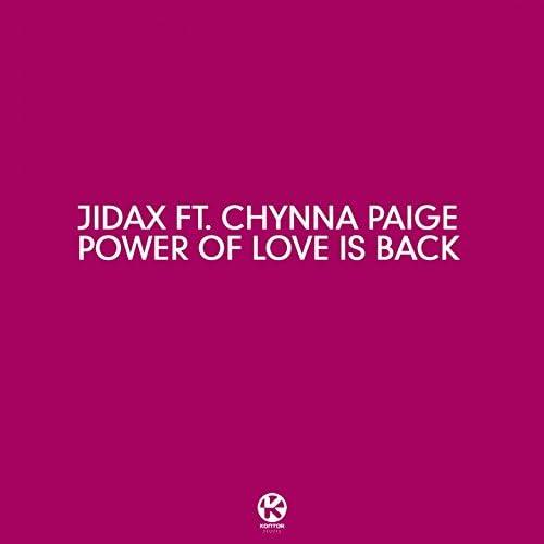 Jidax feat. Chynna Paige