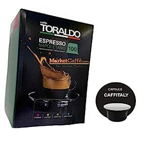 Caffè Toraldo Miscela Classica Capsule compatibili Caffitaly System 100 pz / 800 g