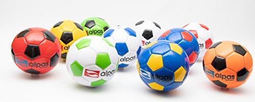 Alpas Mini-Fussbälle / Miniball / Ball / Fußball Neue Generation Umfang 48 cm.