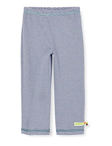 Loud + Proud Light Striped Pant Organic Cotton Pantalon, Bleu (Ultramarin UL), 62/68 Bébé garçon