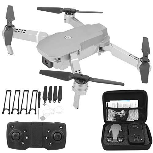 Mothinessto Drone per Fotografia Aerea, Drone Pieghevole con impostazione Automatica dell'altezza Fotocamera per Elicottero Leggero per Modelli di Fotografia Aerea per Fai da Te