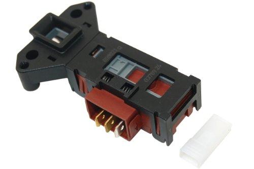 Bosch 00069639 Siemens White Knight - Accesorio para lavadoras y puertas (con interruptor de bloqueo)