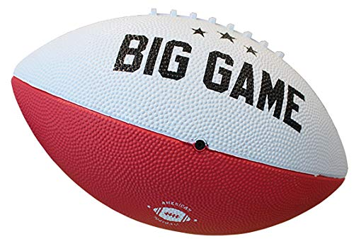 Balon Futbol Americano Softee Big Game - Color Rojo