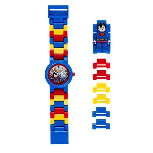 Lego Unisex Kinder Armbanduhr Analog Quarz Plastik 8020257