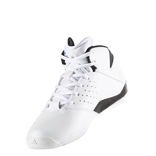 adidas Nxt Lvl SPD V K, Zapatillas de Deporte Unisex niños, Blanco (Ftwbla/Reauni/Negbas), 29 EU