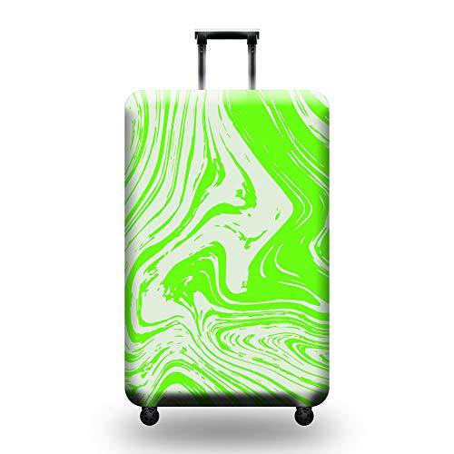 LDIW Housse De Valise pour 18-32 Pouce Housse de Protection pour Bagage Polyester Elasthanne Spandex Couverture Protection De Valise,Color2,S