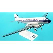 1: 80 スカイマークス Piedmont DC-3 with Landing Gear (並行輸入)