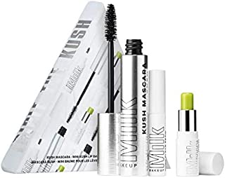 MILK MAKEUP Triple The Kush Set ~ MASCARA ~ LIP BALM ~ BROW GEL
