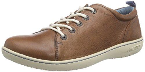 BIRKENSTOCK Shoes Halbschuh Islay nut 425103, Größe + Weite:37 schmal, Farben:nut