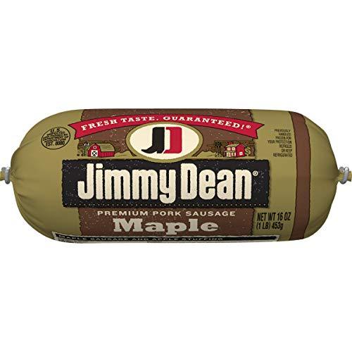 Jimmy Dean Premium Pork Maple Sausage Roll, 16 oz.