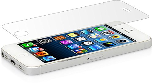 Colorant USG ITG - Impossible Tempered Glass for iPhone 5/5C/5S - 強化ガラス製液晶保護フィルム - 日...