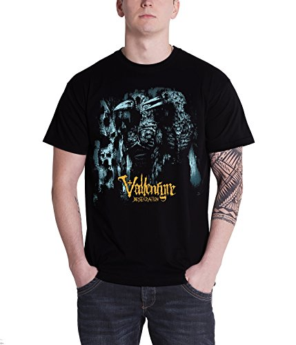 VALLENFYRE      DESECRATION     T-Shirt XXL