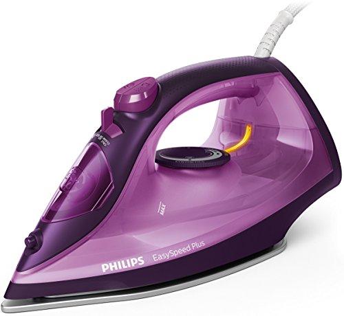 Philips GC2148/30 Dampfbügeleisen, Kunststoff, Violett