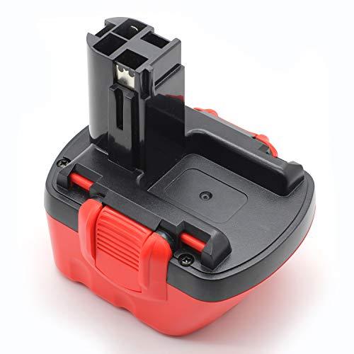 UNI-SUN 12V 3500mAh Ni-MH Replacement Power Tools and Cordless Drill Battery for Bosch 22612 3360 3455 32612 3360K BAT043 BAT045 BAT046 BAT049 BAT139 2607335274 2607335709