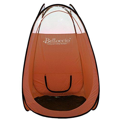 Belloccio Professional Airbrush and Turbine Spray Tanning Tent