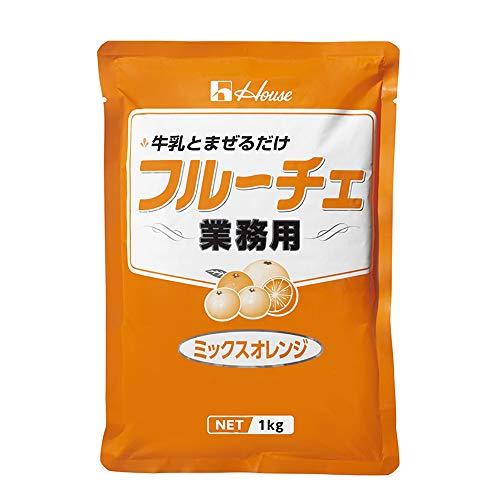 ハウス食品 業務用フルーチェ ミックスオレンジ 1kg