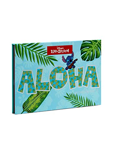 Pop Culture Referenced Eye Shadow Palette Makeup Kits (Disney Lilo & Stitch Aloha)