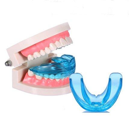 就寝前に装着して寝るだけで、歯ぎしりを抑え歯列矯正にも効果 !デンタルマウスピース マウスピース 噛み合わせ 歯ぎしり対策 いびき防止 予防 歯列矯正 歯並び 出っ歯 すきっ歯 矯正 安眠 快眠