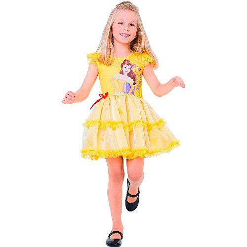 Regina 108016.4, Fantasia Princesa Bela Pop, Multicor