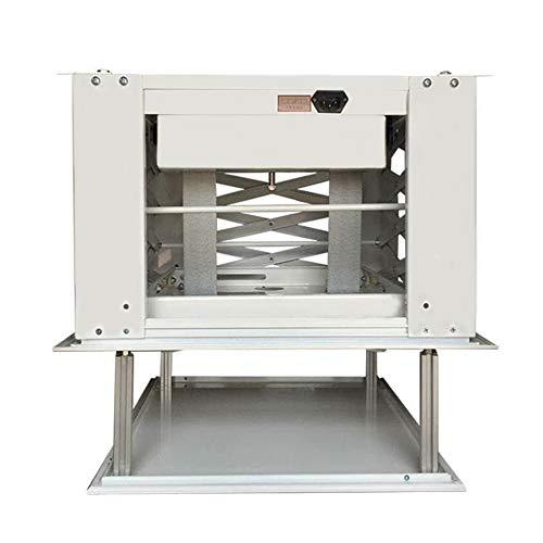 CGOLDENWALL - Soporte para proyector eléctrico con elevación de techo, elevador inteligente,...