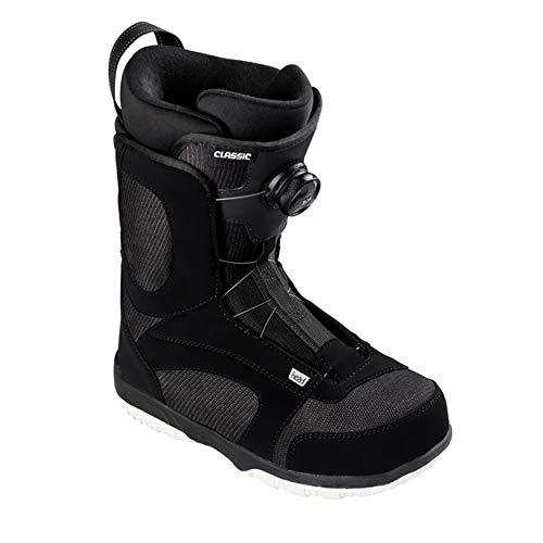 HEAD Unisex-Erwachsene BOA Riding Level Easy-Entry Snowboarding Boots Snowboard-Stiefel für Einsteiger, schwarz, 305