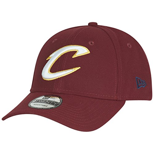 New Era Cleveland Cavaliers - 9forty Adjustable Cap - The League - Maroon - One-Size