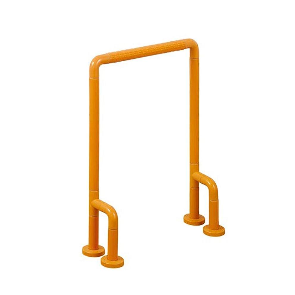 DWhui Stainless Steel Armrest Bathroom Floor-Standing Safety Armrest Wc Toilet Support Frame Old Man Disabled Pregnant Woman Guardrail Non-Slip Armrest