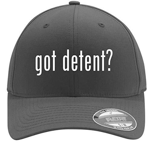 got Detent? - Adult Men's Flexfit Baseball Hat Cap, Silver, Large/X-Large