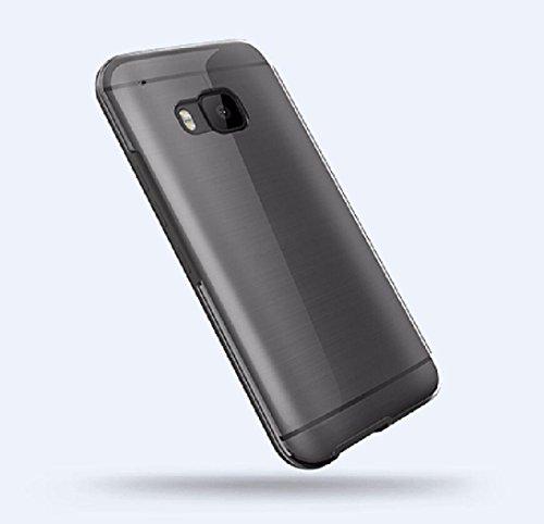 amazon Dot View Ice Premium Gray Flip Cover Schutzhülle für HTC One M9